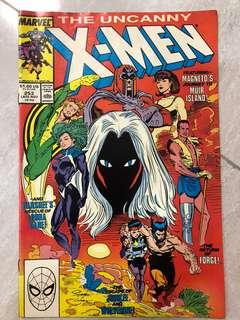 Comics : X-Men 253