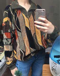 Unisex vet warm sweater tundra