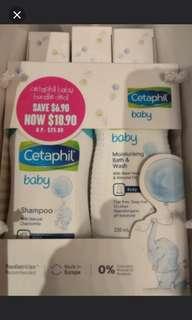 Cetaphil baby set
