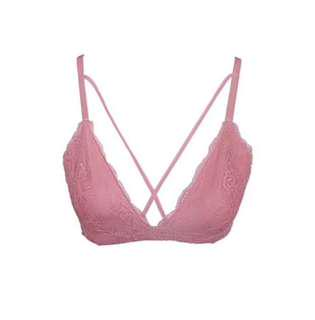 OBCLASSIC STRAPPY BRALETTE (Pink)