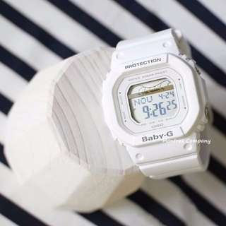 Montres Company香港註冊公司(25年老店) CASIO baby-g BLX-560 BLX-560-7 三隻色都有現貨 BLX560 BLX5607