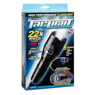 Tac light/Flashlight