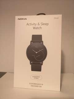 Nokia Steel 智能手錶 Smart Watch