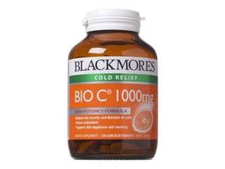 BLACKMORES BIO C  維生素C 1000MG 150粒