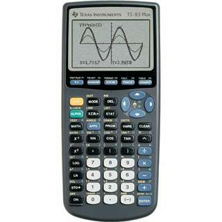 [Brand New] Texas Instruments TI-83 Plus Graphing Calculator