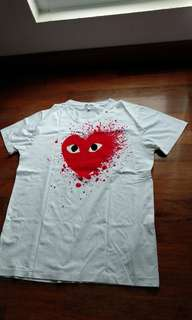 CDG comme des garcons - Blasted Hearts