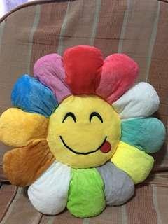 New emoji sunflower 🌻 pillow