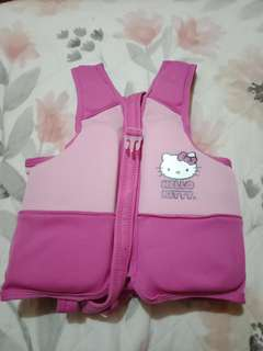 Helli Kitty Baby Life jocket