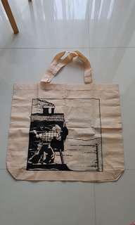 Tintin bag (new)