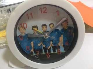 One direction bedside clock