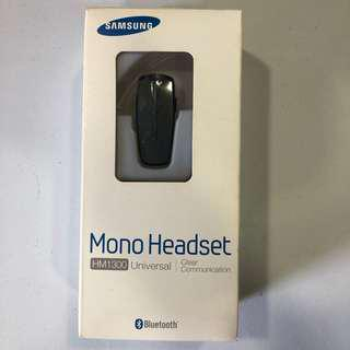 Sealed Brand New Samsung Mono Headset