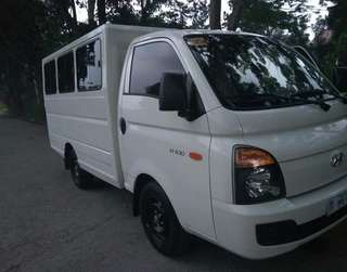 Hyundai Shuttle H100 / L300 Fully Airconditioned For Rent