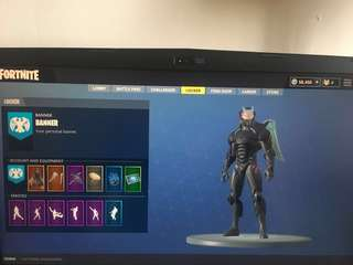*UPDATED* STACKED Fortnite Account