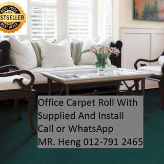 Jeram Carpet Roll Call Mr. Heng 012-7912465