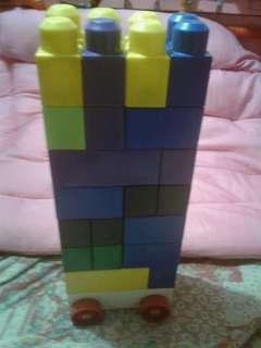 Mega Bloks 37 pcs.