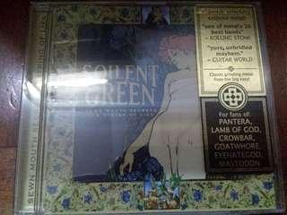 Music CD (Metal): Soilent Green–Sewn Mouth Secrets - Death Metal, Grindcore, Sludge Metal