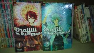Komik Graffiti in the Moment 1-2