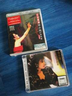 徐小凤 Paula Tsui 专辑 ( brand new in top quality audiophile format)