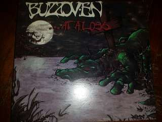 Music CD (Metal): Buzzov•en ‎– ...At A Loss - Doom Metal, Sludge Metal