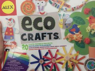 Eco crafts toy