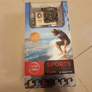 🚚 運動防水攝影機-1080P