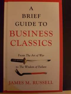 Business must read