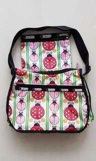 LeSportsac Lady Bug Sling Bag