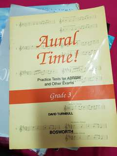 aural time book grade 3 abrsm