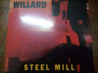Music CD: Willard ‎– Steel Mill - Grunge, Alternative Rock, Stoner Rock