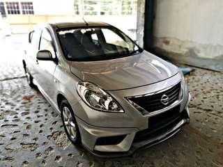 NissanAlmera 1.5 (A) 2012 V Spec