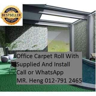 Lumut Carpet Roll Call Mr. Heng 012-7912465