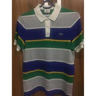 Lacoste Sport LEGIT stripes polo shirt 3 SRP P5,895