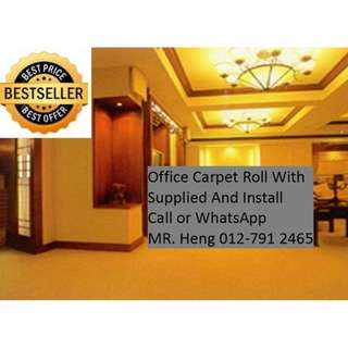 Lumut Carpet Roll Call Mr. Heng 012-7912465