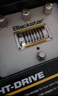 Black star HT drive
