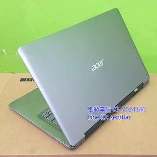 🚚 (全新120SSD) 超輕薄高效能 ACER S3-951 i7-2637M 4G 13吋筆電 ◆聖發二手筆電◆