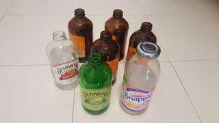 #blessing glass bottles