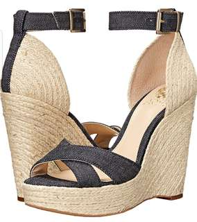Vince Camuto wedge sandals 6