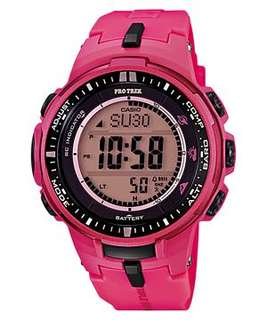 🚚 Casio Protrek Tough Solar Watch PRW-3000-4B