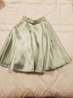 Princess midi skirt