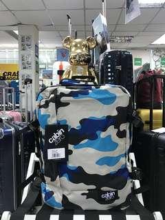 阿豪 最新補貨 上批火速售罄 CABIN ZERO 44L 迷彩系列 背包 書包 背囊