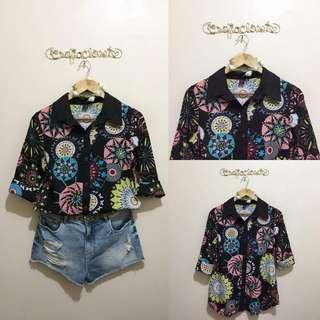 Pre-loved blouses from Korea