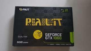 Palit GTX1060 Dual 6GB GPU