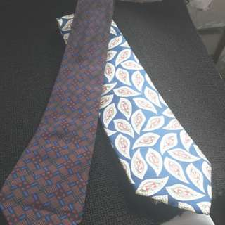 300 Ea Original Christian Dior Ties