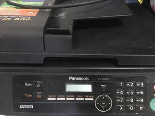 Panasonic Laser Printer with Network 3 in 1 KX-MB2010