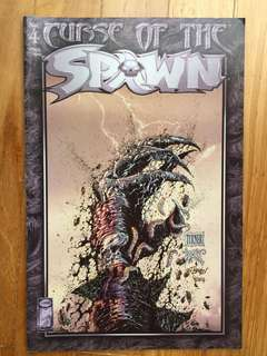 😆SPAWN-Curse of the spawn - all 8 issues for $15