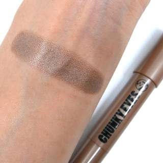 W7 Chunky Eyes - Eye Crayon - Eyeshadow - Latte