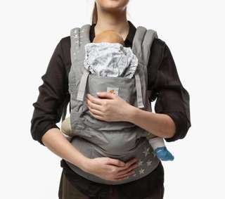 Ergobaby Original 3-Position Baby Carrier (Galaxy Gray)