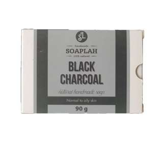Cold Processed Soap Bar - Charcoal with Tea Tree