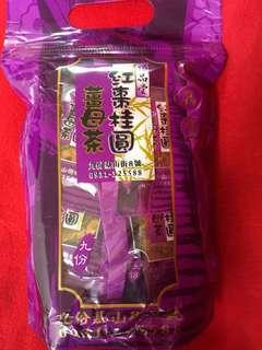 Taiwan famous ginger tea