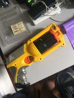 Nerf Maverick Rev-5 Soft dart gun